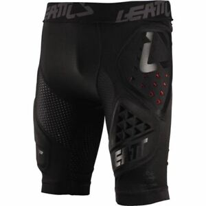 Leatt 3DF 3.0 Impact Shorts - Black, All Sizes