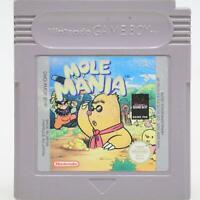 Mole Mania | Nintendo Game Boy Spiel | GameBoy Classic Modul | Akzeptabel