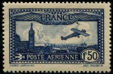 France Poste aérienne N°6 NEUF ** LUXE