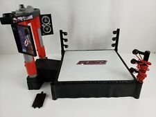 WWE Raw Money In The Bank Ring Sound Works - Missing Ring Post - USED