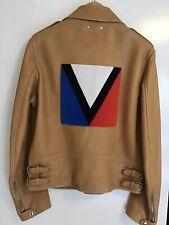Louis Vuitton Men's Leather Jacket 50