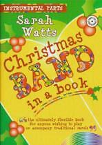CHRISTMAS BAND IN A BOOK Watts Instrumental Pts&CD
