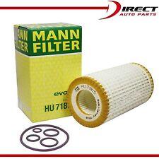 OEM Fleece Engine Oil Filter HU 718/5x Mann-Filter For Mercedes-Benz #0001802609