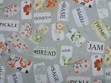 Prestigious Pantry Paprika Curtain Upholstery Craft Designer Fabric