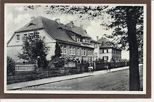 Alte AK 1941 Münchberg i. B. Landwirtschaftliche Schule