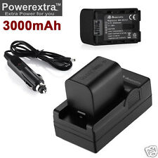 Li-Ion BN-VG121 battery + Charger for JVC Everio GZ-HM30 GZ-HM50 GZ-HM960