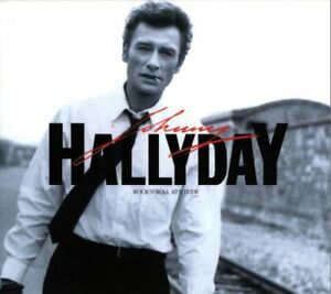 "JOHNNY HALLYDAY "" ROCK'N'ROLL ATTITUDE "" DIGIPACK 2000  BON ETAT"