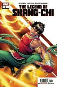 Legend Of Shang-Chi #1  Marvel Comics 2021  NM 9.6