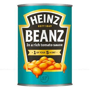 Heinz Beans in a rich Tomato Sauce 415g NEW