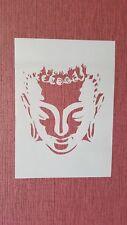 2075 Schablonen Buddha Vintage Stanzschablone Shabby Möbel Wandtattoos Stencil
