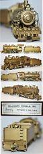 Southern Pacific T&NO C-24 2-8-20 Unpainted Hallmark Brass HO BA21.69