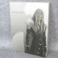 FINAL FANTASY VII ADVENT CHILDREN Reunion Files Art Illustration Book SB