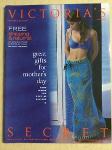 Victoria's Secret 2000 Mother's Day Laetitia Casta sexy cover + Heidi Klum