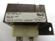 "Basler Transformer BE25586002; 78H5501; 24V 60Hz-----""USED"""