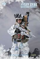 1/6 mini times toys Navy Seal Winter Combat Training 2.0 M018 Solider Figure Toy