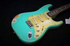 Fender custom shop 63 heavy relic stratocaster