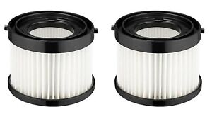 Milwaukee 49-90-0160 2 PK Casa Replacement Filter for 0882-20 M18 Compact Vacuum