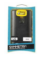 OEM Otterbox Symmetry Shell Case Cover For LG G3 D855 VS985 Black AT&T Verizon