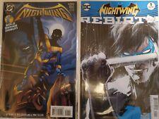 Nightwing #1 x2, plus Batgirl #3 (1995/2016) DC Comics Batman Robin NM