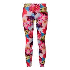 Leggings multicolore en polyester pour fille de 2 à 16 ans
