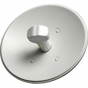 UBIQUITI  NB-5G25-US NanoBridge M5  5GHz airMAX 2x2 Dish antenna feed and dish