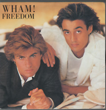 "Wham George Michael Freedom 45T 7"" Inch SP 45 Tours A 4743"
