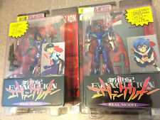New listing Neon Gensis Evangelion Real Model Eva-00 & Eva-01 (Gainax, model #1 and #2)
