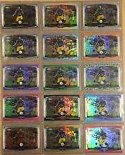 2014 Topps Chrome LE'VEON BELL (15) Card Refractor Rainbow Steelers Red #/25 SP