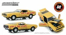 Greenlight Gl13548 1/18 1973 Ford Mustang Mach 1 Eleanor Post-filming Tribute Ed