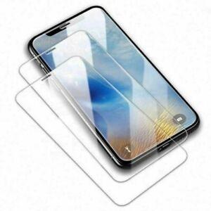 2x Protezione Display Vetro Protettivo Pellicola Vetrino Temperato Cellulare