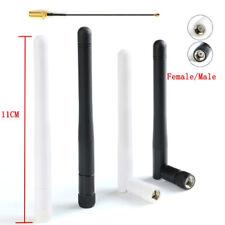2,4GHz kompakte WLAN / WIFI Router 3 dBi Antenne SMA Female/Male + I-PEX Adapter