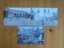 Faith Hope and Charity, Malta. World War 2 photographs