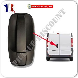 Poignée de porte arrière GAUCHE pour Renault Trafic 2 OEM 8200283010