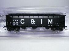 "Deluxe Innovations Chicago & Illinois Midland C&IM 3-Bay Coal Hopper #11036 ""N"""