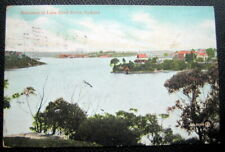 AUSTRALIA  ENTRANCE TO LANE COVE RIVER  SYDNEY 1906