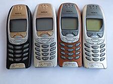 Nokia-6310i Handy mit Neu-cover-Mercedes-benz-beschriftung zustand 1A ❗4xFARBWAH