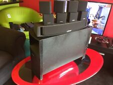 Bose Acoustimass 10 lll Heavy Speaker Upgrade .