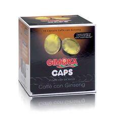 64 CIALDE CAPSULE COMPATIBILI LAVAZZA A MODO MIO GIMOKA CAFFE' AL GINSENG