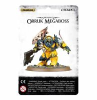 Orruk Megaboss Ironjawz Warhammer Age of Sigmar 40K NIB Flipside