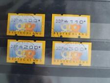 ATM Deutschland, Michel 3.1, PS1 gestempelt ohne Gummi