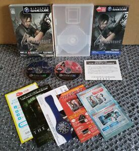 Biohazard 4 Nintendo GameCube - Japanese Japan NTSC-J