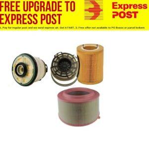 FOR Ford Ranger PX 2.2L P4AT & 3.2L P5AT TURBO DIESEL Filter Service Kit