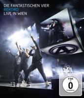 Rekord-Live in Wien von Die Fantastischen Vier (2015), Neu OVP, Blu-ray disc