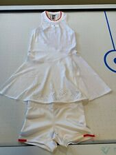 Adidas EA3118 Women Tennis Stella McCartney Court Dress White Size Medium