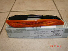 Mercedes-Benz W211 E-Class Genuine Right Side Marker In Bumper Turn Signal Light