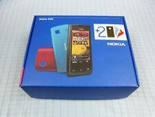 Nokia 500 2GB Schwarz/Blau/Rot! NEU & OVP! Unbenutzt! Ohne Simlock! RAR! #30.