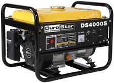 RV Grade Generator 4000 Watt Gasoline Powered Portable Durable Durostar 7 HP
