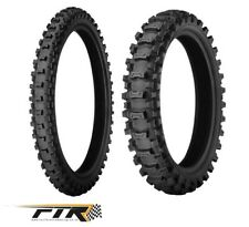Michelin MS3 60/100-14 Front & 80/100-12 Rear Motocross Tyres KTM SX 65