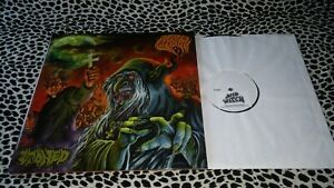 ACID WITCH LP STONED TEST PRESSING NUMBERED 3 /5 RARE METAL THRASH HALLOWEEN