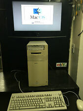 Vintage Apple Power Macintosh 9500/200 Updated G3 Processor 445MHZ!, Mouse/key.